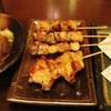 居酒屋・天 - 料理写真:串焼き4本450円