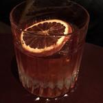 アルジャーノン シンフォニア - ウイスキーのカクテル