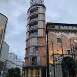 Bar Jubilee - 西麻布のシンボル的ビル