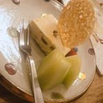 ブラッスリーオオサキ - コース:デザート