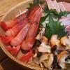 海ぼうず - 料理写真:刺し身盛合せ