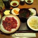 洙苑 - 焼き肉定食