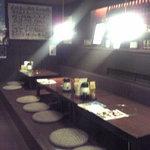 大阪産(もん)料理 空 - 25名様まで可能な座敷。堀コタツですので楽ですよ。