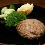 112272459 - 仙台牛燻製ハンバーグ