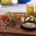 BBQ GRILL & CAFE BAR アンカーテラス - 料理写真: