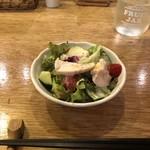 SANNOKATA - 鶏ハムのサラダ