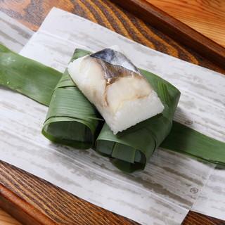 紀州名物早なれ寿司