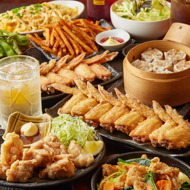 手羽だるま 東伏見店の料理の写真