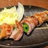 そば割烹 風庵 - 料理写真:万願寺 豚バラ巻き