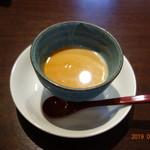 Tonchinkan - デザートのプリン