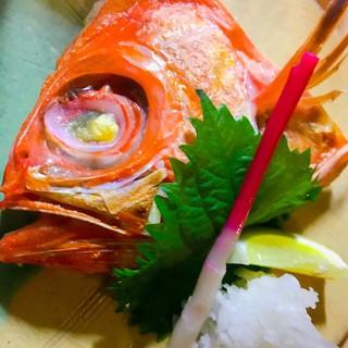 【旬の日替り海鮮料理】魚には自身あり☆元魚屋出身の店主!