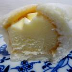 イシヤ・ギンザ - フワリ・バターオムレット(ワイン&チーズ)