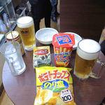 柳下酒店 - 生ビールとおつまみ