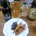 まくら とよかつ - ホッピー&串焼き