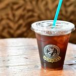 ホノルルコーヒー - アイスコーヒー S@380円:酸味強し。
