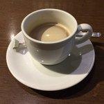 媽媽や  - ドリンクバーのコーヒー