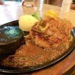ステーキのあさくま  - ◆和風ハンバーグ 1,522円(税込み)