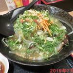 とっとこ - 料理写真:味噌らぁ麺(ネギ・もやし増し)