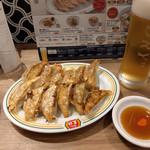 112292468 - 餃子&生ビール~☆