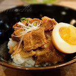 茶月譚 -  魯肉飯 [魯肉飯セット]
