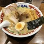 112295418 - 東京豚骨ラーメン+チャーシュー