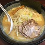 ラーメンおやじ - おやじ麺(味噌)800円