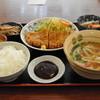 麺屋 まる福 - 料理写真:とんかつ定食