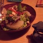 なかまっこ - グレープフルーツサラダ