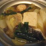 1123783 - 個人鍋(海鮮ピリ辛チゲ鍋)