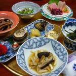 割烹 喜楽 - 料理写真:地産地消、そして郷土料理です。