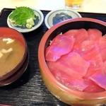11230623 - 鉄火丼\850