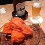 112302314 - ●おまかせコース18,000+中瓶ビール900X3+日本酒(1合1700X2)+サービス料2410=25,600円 2019年07月