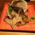 函館海鮮料理 海寿 - ホッキ刺し