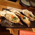 函館海鮮料理 海寿 - 生ガキ