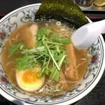 にぼらや - 煮干しラーメン小ぶりちゃん(750円)