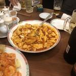栄華楼 - 麻婆豆腐