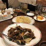 栄華楼 - 酢豚
