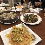 栄華楼 - クラゲのサラダ