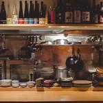 日本酒バル どろん - キッチン