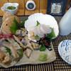 Tomakomaishinsenuoichiba - 料理写真:貝づくし_3品(1944円)_2019-07-11