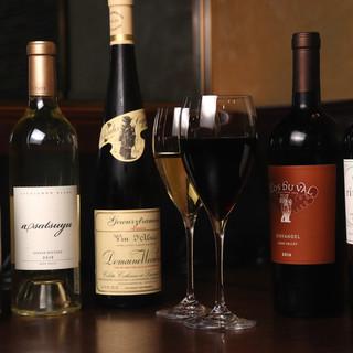 五十嵐厳選ワインで最高のマリアージュそしてお誕生日にも対応!