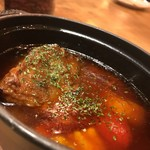 CarneTribe 肉バル - みなせ牛のビーフシチュー