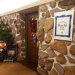 Hachi Cafe - 地下へ