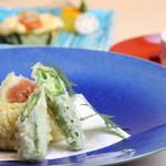 野菜割烹 あき吉 - 料理写真: