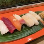 寿司の小林 - 料理写真:上握り