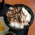 羅妃焚 - チャーマヨ丼 小アップ