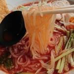 羅妃焚 - 冷麺アップ