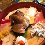 112321847 - スーパー海鮮丼