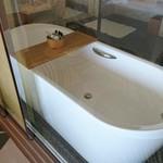 インターコンチネンタルホテル大阪 - ウォークスルーなお風呂