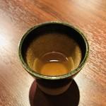ギンザ うおぬま - 御茶出汁